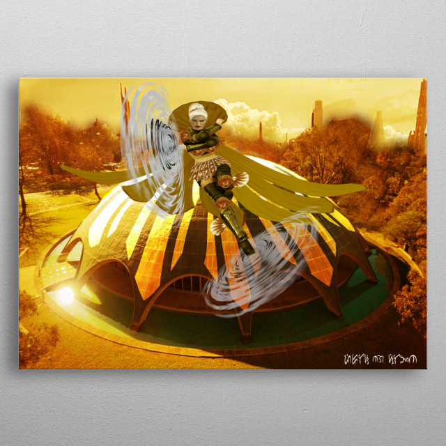 Perlas is the Main Character for the Sun Jewel Kingdom. Her Teleport powers enables her to go to dimensions of Jewel gods and goddesses.  metal poster