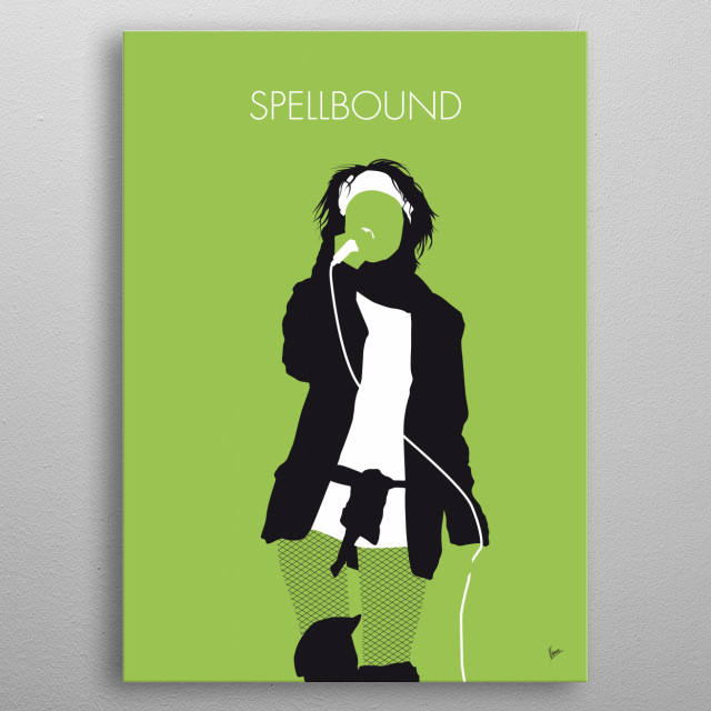 """Spellbound"" is a song by English post-punk band Siouxsie and the Banshees. It was released in 1981 as the first single the album Juju.  metal poster"