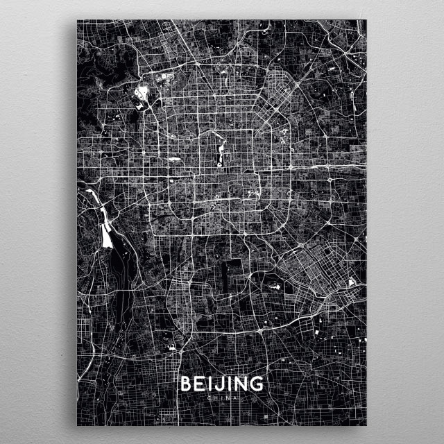Fascinating  metal poster designed with love by mapsies. Decorate your space with this design & find daily inspiration in it. metal poster