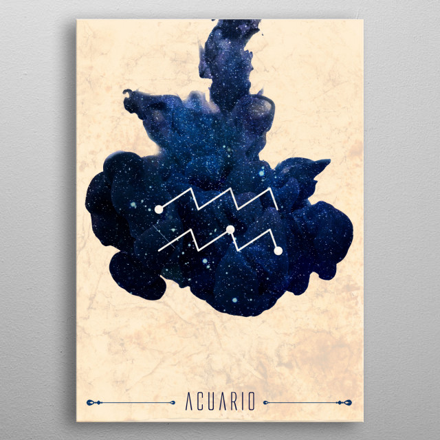 Fascinating  metal poster designed with love by mcashe. Decorate your space with this design & find daily inspiration in it. metal poster