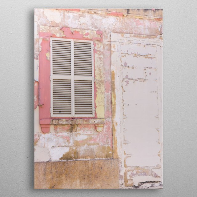 Doors of Malta, Europe | Image by Chantelle Flores |  metal poster