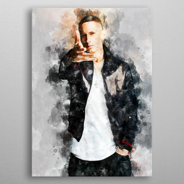 This marvelous metal poster designed by colordream to add authenticity to your place. Display your passion to the whole world. metal poster
