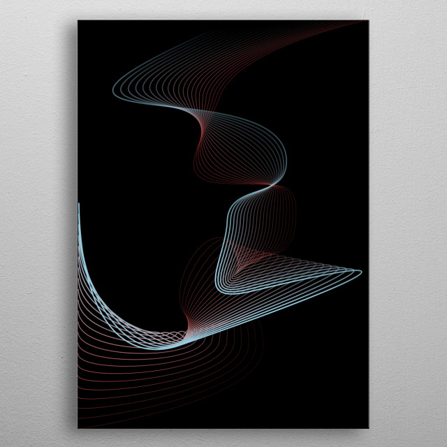 Fascinating  metal poster designed with love by pucil03. Decorate your space with this design & find daily inspiration in it. metal poster
