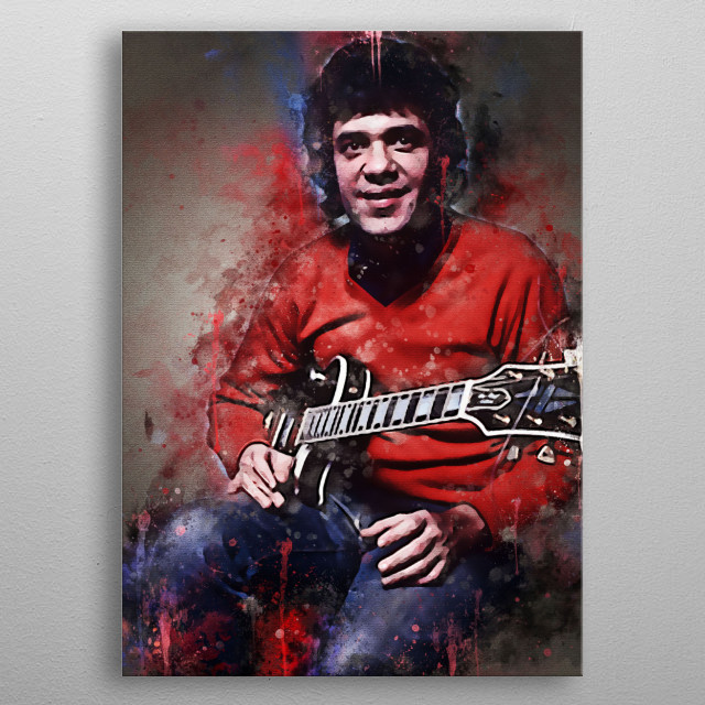 Michael Bernard Bloomfield is an American guitarist and composer, born in Chicago, Illinois, who became one of the first popular music super metal poster