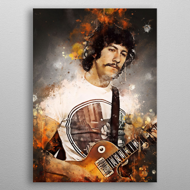 Peter Green is an English-language singer and songwriter and guitarist and blues guitarist.  As one of the founders of Fleetwood Mac,  metal poster