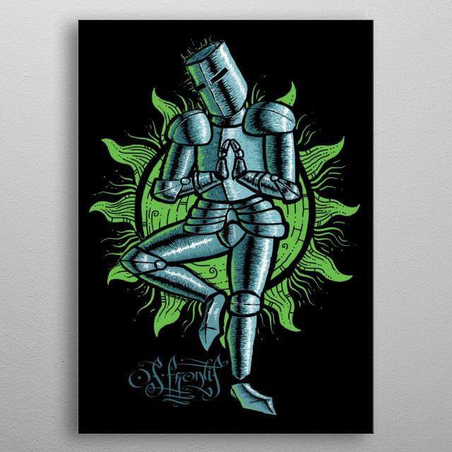Yeah. metal poster