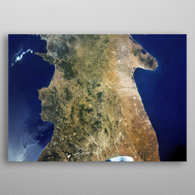 This marvelous metal poster designed by jojen to add authenticity to your place. Display your passion to the whole world. metal poster