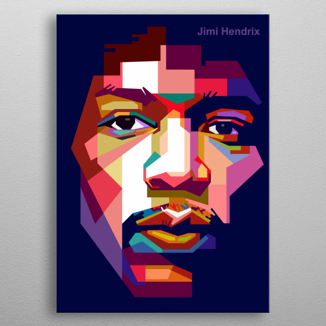 High-quality metal print from amazing Wpap Galery collection will bring unique style to your space and will show off your personality. metal poster