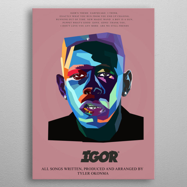 Tyler, the Creator Tyler, the Creator, is an American rapper, singer, songwriter  metal poster