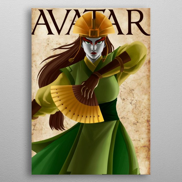 High-quality metal print from amazing Random Videogames And Series Artworks collection will bring unique style to your space and will show off your personality. metal poster