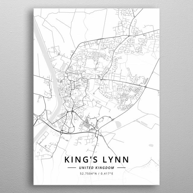 King's Lynn, UK metal poster