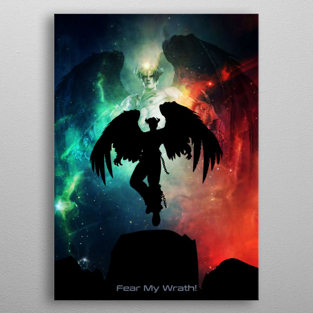 Box Art Tekken 7 Poster High Quality Prints