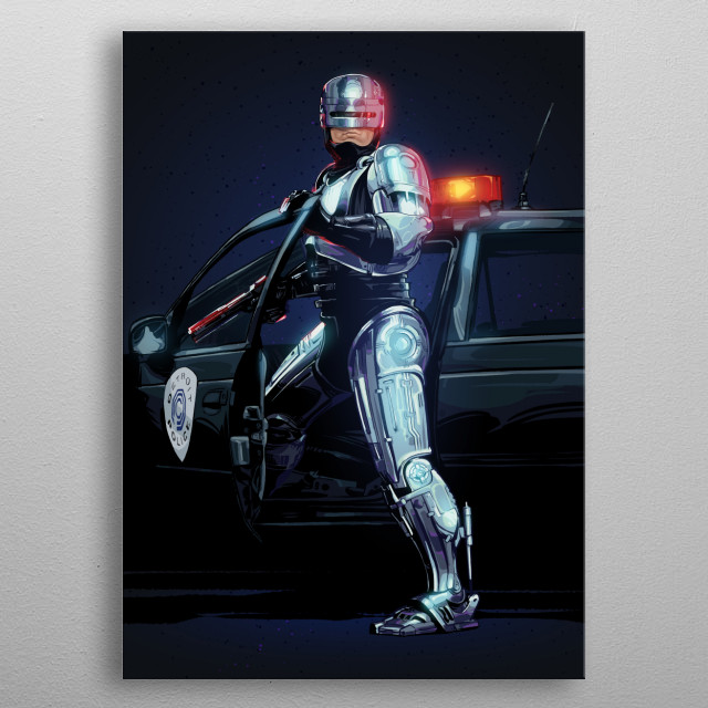 This marvelous metal poster designed by nabakumov to add authenticity to your place. Display your passion to the whole world. metal poster
