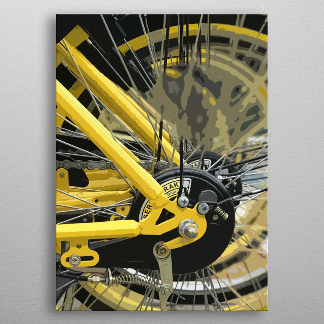 This marvelous metal poster designed by Pastor to add authenticity to your place. Display your passion to the whole world. metal poster