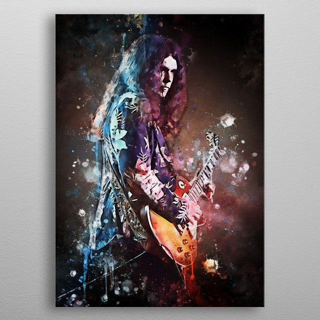 Gary Robert Rossington (born December 4, 1951) is an American musician, best known as a founder of the southern rock band Lynyrd Skynyrd,  metal poster