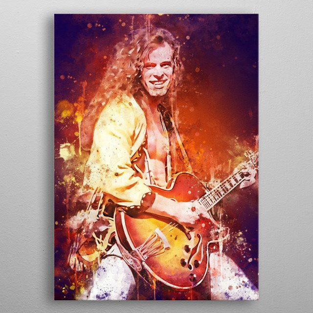Theodore Anthony Nugent is an American singer-songwriter, guitarist and political activist.  Nugent initially gained fame as the lead guitar metal poster