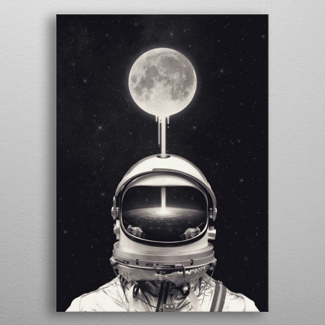 Fascinating  metal poster designed with love by buko. Decorate your space with this design & find daily inspiration in it. metal poster