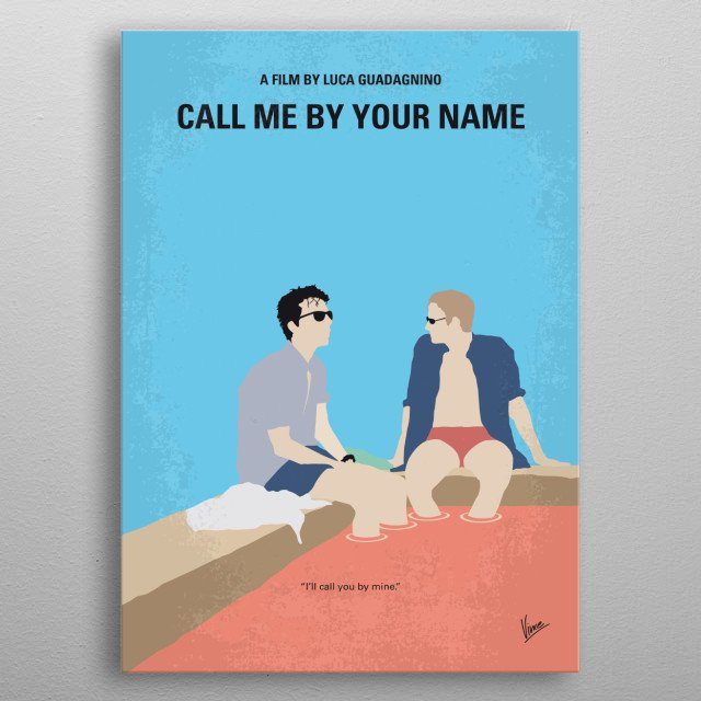 In 1980s Italy, a romance blossoms between a seventeen-year-old student and the older man hired as his father's research assistant. metal poster