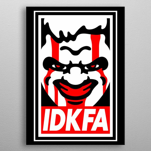 Hope you like it! metal poster