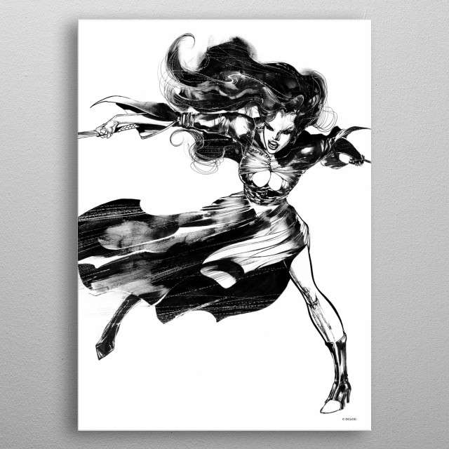 High-quality metal wall art meticulously designed by DC_Comics would bring extraordinary style to your room. Hang it & enjoy. metal poster