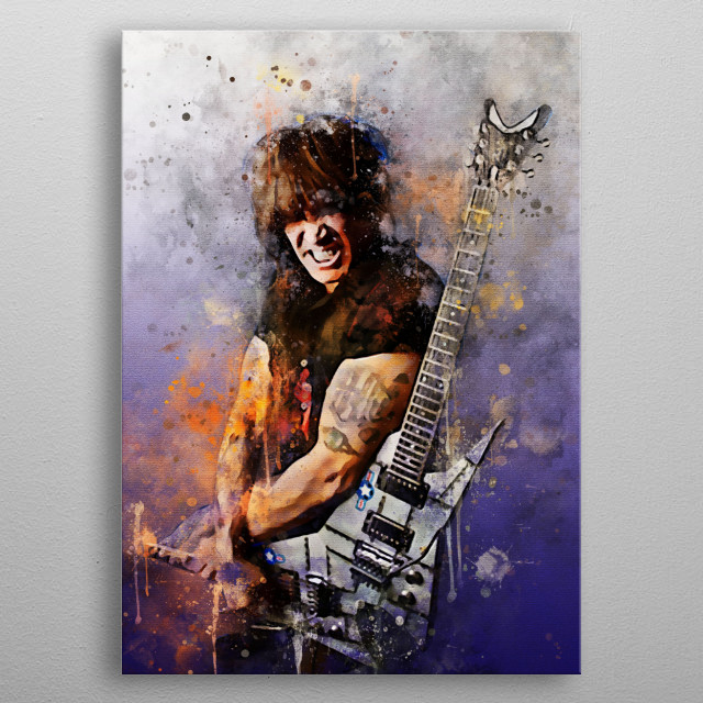 Michael Angelo Batio, also known as Mike Batio or MAB, is an American heavy metal guitarist and columnist from Chicago, Illinois. metal poster