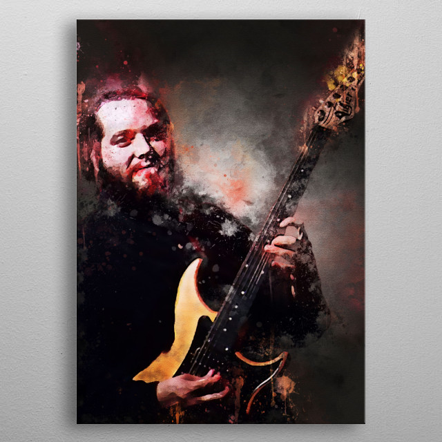Born in Memphis, Tennessee, Lane began playing piano with his sisters at the age of eight, but did not play guitar seriously until he was te metal poster