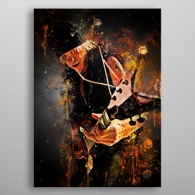 Michael Schenker is a German guitarist and rock singer.  He is also a former UFO and Scorpions  metal poster