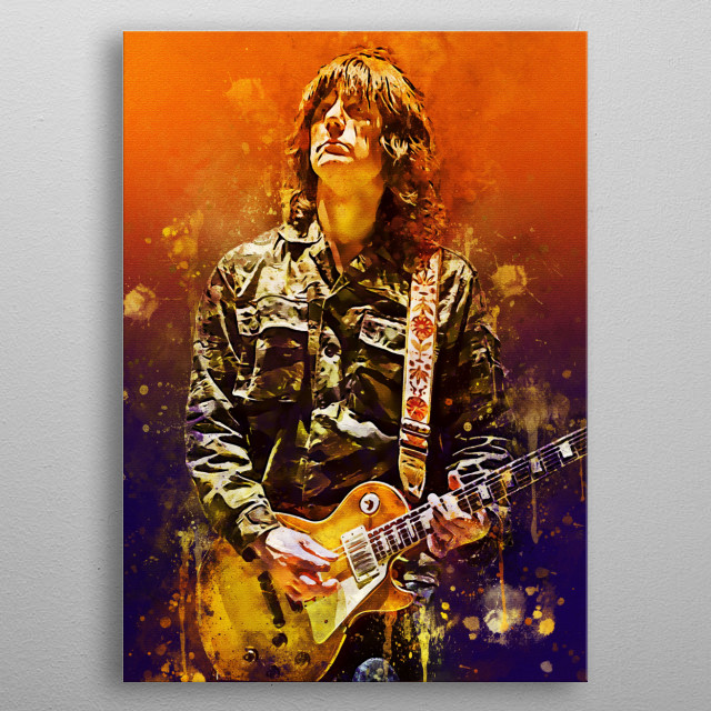 Jonathan Thomas Squire (born November 24, 1962) is an English musician, songwriter and artist.  He was the guitarist for the Stone Roses metal poster