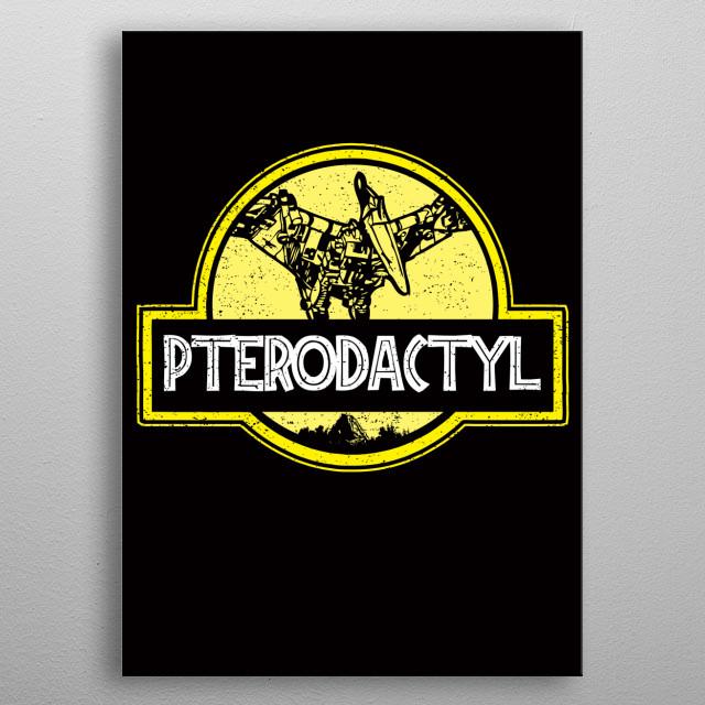 I hope you like it! :) metal poster