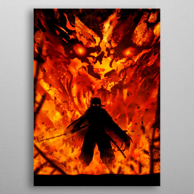 High-quality metal wall art meticulously designed by Jaime_arts would bring extraordinary style to your room. Hang it & enjoy. metal poster
