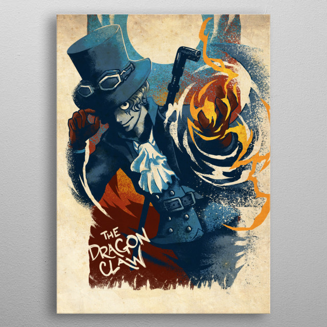 Revolutionary Army's Second metal poster