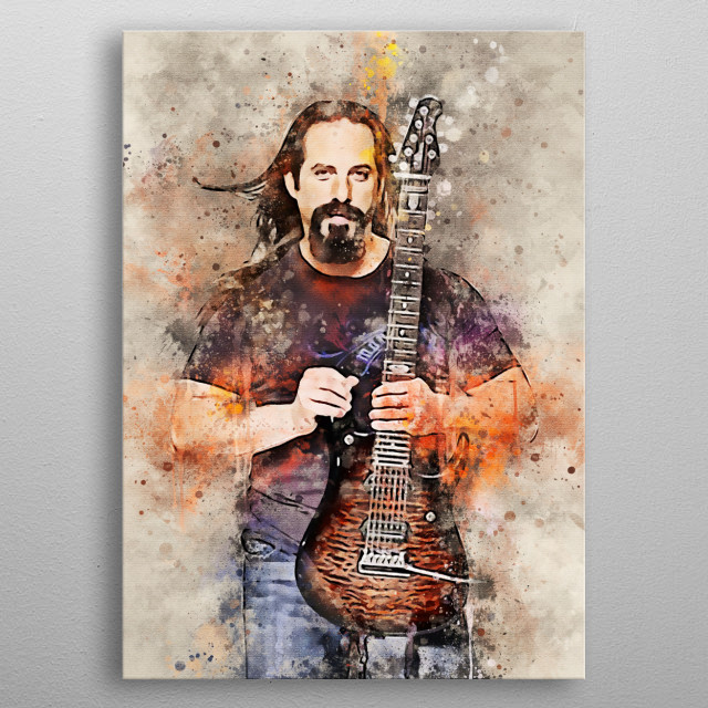 John Petrucci, born in Kings Park, Long Island, New York, July 12, 1967;  age 51, is an American guitarist known as a member of the forming  metal poster