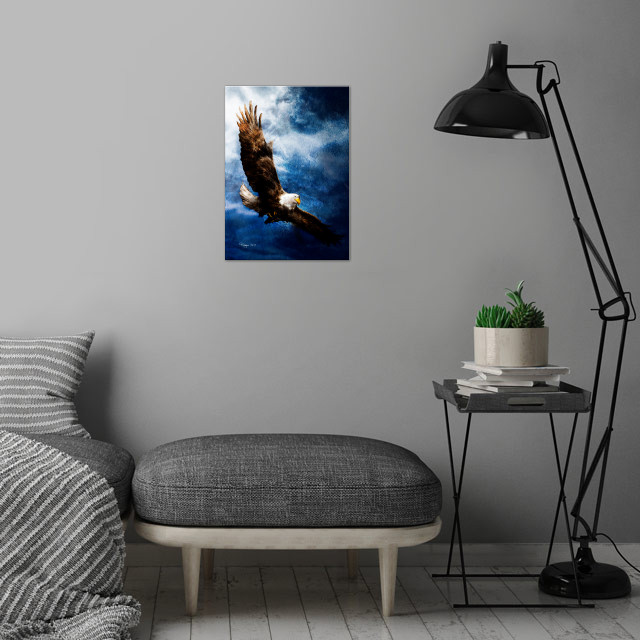 From Sketch to Digital Paints. wall art is showcased in interior