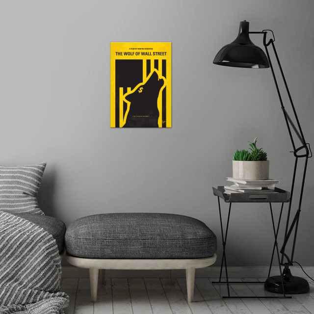 minimal, minimalism, minimalist, movie, poster, film, a... wall art is showcased in interior