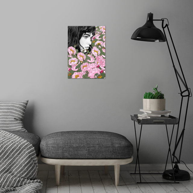 how i feel wall art is showcased in interior