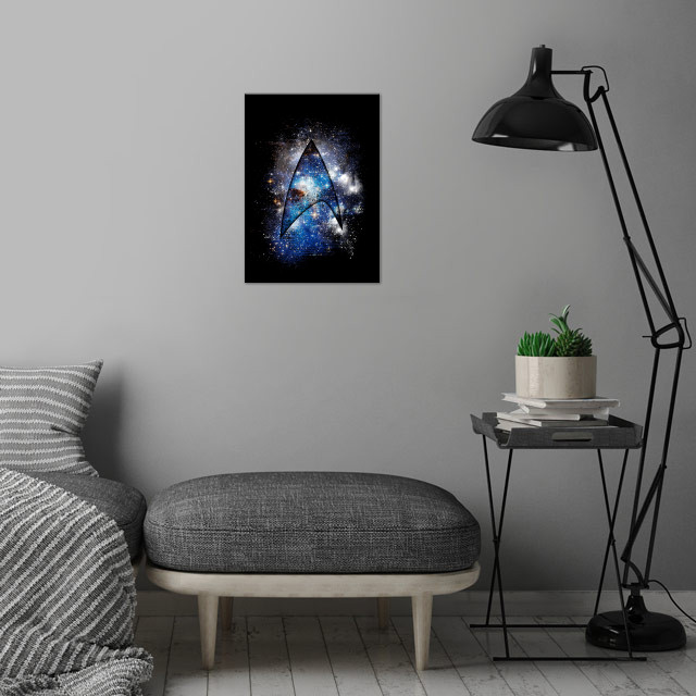 Discover wall art is showcased in interior