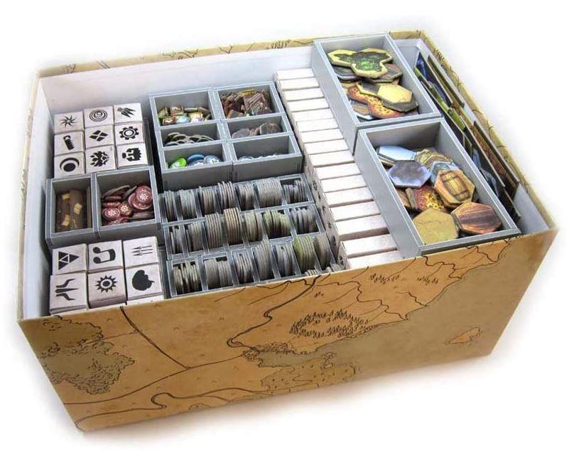 Gloomhaven Organizer Board Game Gift