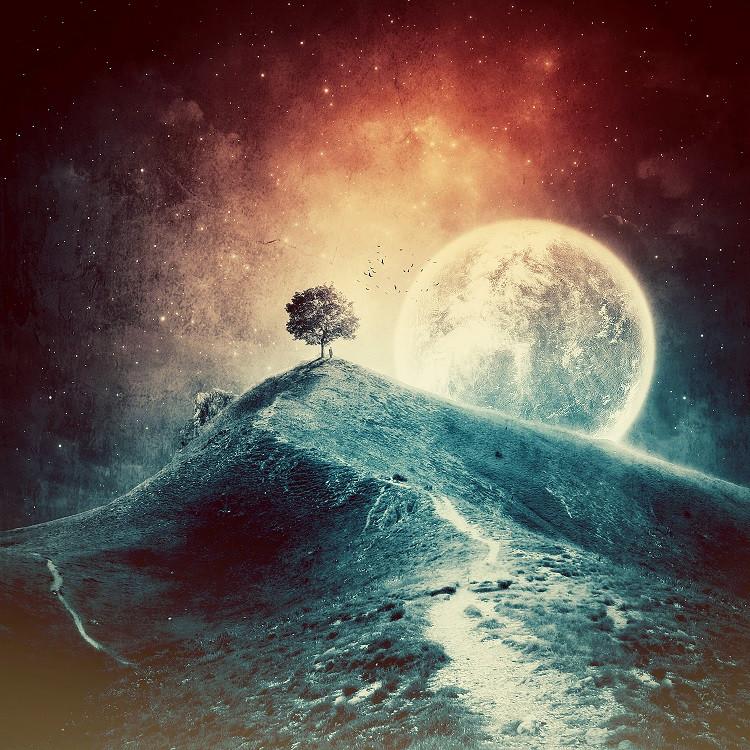 Albulena Panduri - Under the colorful Moonlight