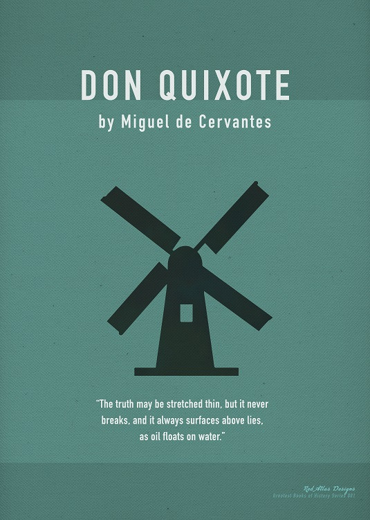 don quixote illustraton