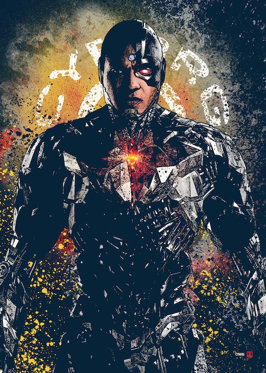 dc cyborg