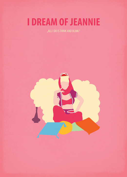 genie poster