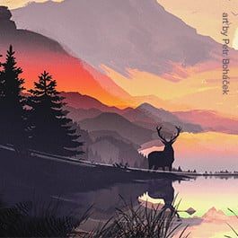 Learn How To Paint Landscapes Nature 40 Video Tutorials Displate Blog