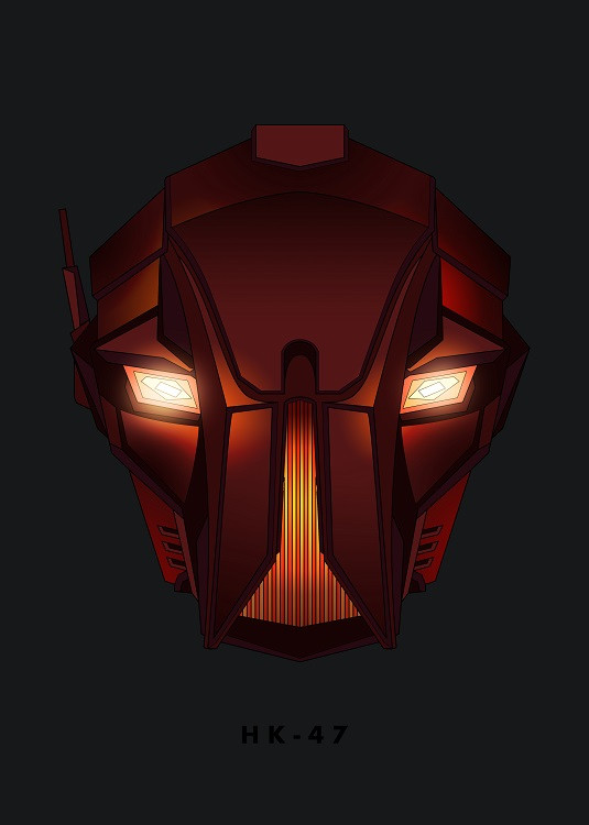game poster helmet