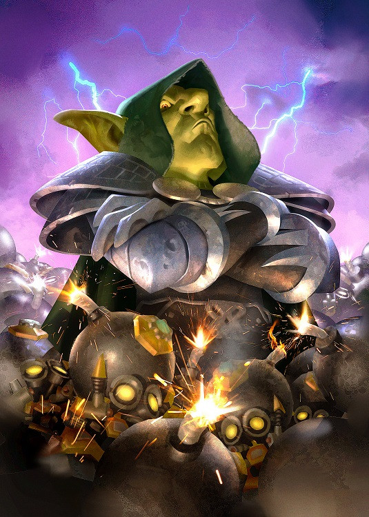 game poster dr. boom