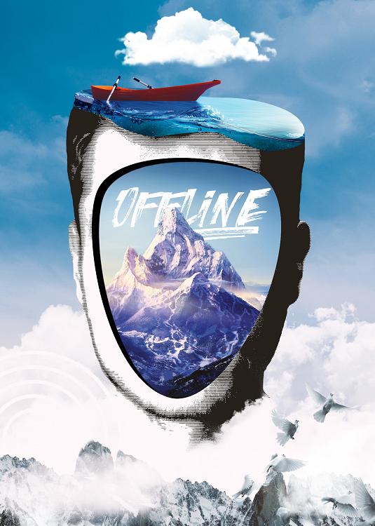 offline typo design