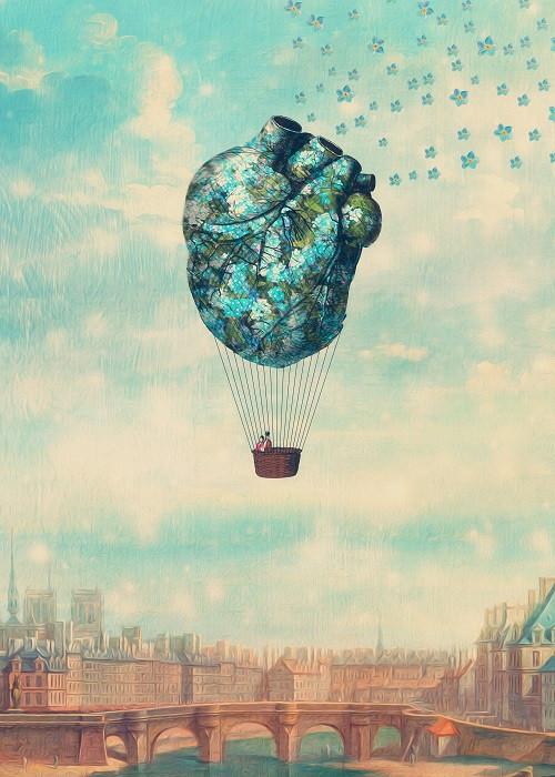 surreal-baloon