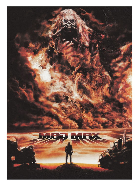 movie poster mad max