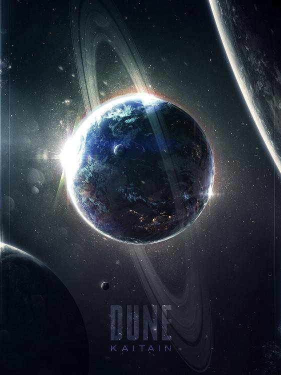 movie poster planet kaitan