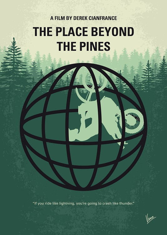 movie poster place beyond the pines