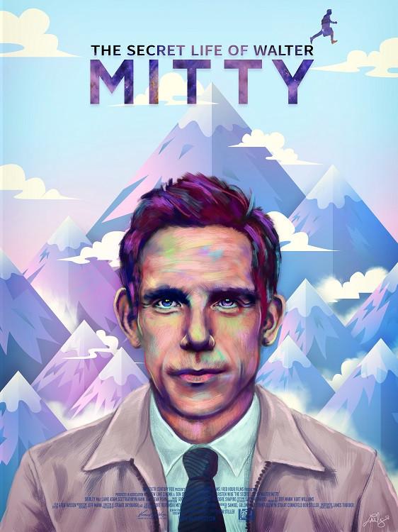 movie poster mitty